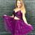 Sexy Purple Straps Open Back Short Party Dress Homecoming Dresses