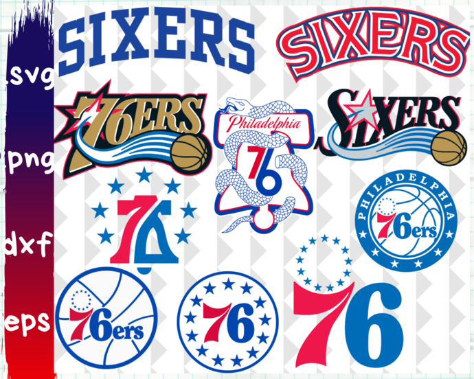 Clipartshop Philadelphia 76ers By Clipartshopcreations On Zibbet