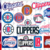 Los Angeles Clippers, Los Angeles Clippers svg, Los Angeles Clippers clipart,