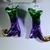 Limited edition Halloween foil witches confetti boots! Only 3 available! Free