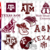 Texas A&M University, Texas A&M Aggies svg, Texas A&M Aggies logo, Texas A&M