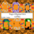 Halloween Tags C-Digital Kit-Jewelry Tag-Clipart-Gift Tag-Holiday-Digital