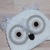 Crochet Snowy Owl Earflap Winter Hat for Newborn Baby Toddler Child Adult