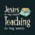 Jesus in my heart Teaching in my veins, Teacher funny birthday gift, Teacher
