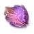 Natural Ametrine Carved Fish Hand Polished Semi Precious Loose Gemstone.