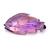 Natural Colorful Ametrine Carved Fish Hand Polished Semi Precious Loose