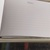 Gibson brand guest book silver, new in box