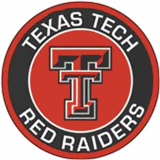 Texas Tech University Cross Stitch Pattern***LOOK***X***INSTANT DOWNLOAD***