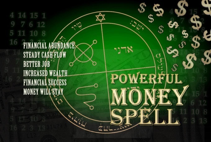 Most Powerful Money Wealth Spell In The World (Three in One Casting)