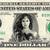 WONDER WOMAN Gal Gadot on a REAL Dollar Bill Cash Money Collectible Memorabilia