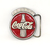 1997 Coca Cola Belt Buckle - Cocacola Coke