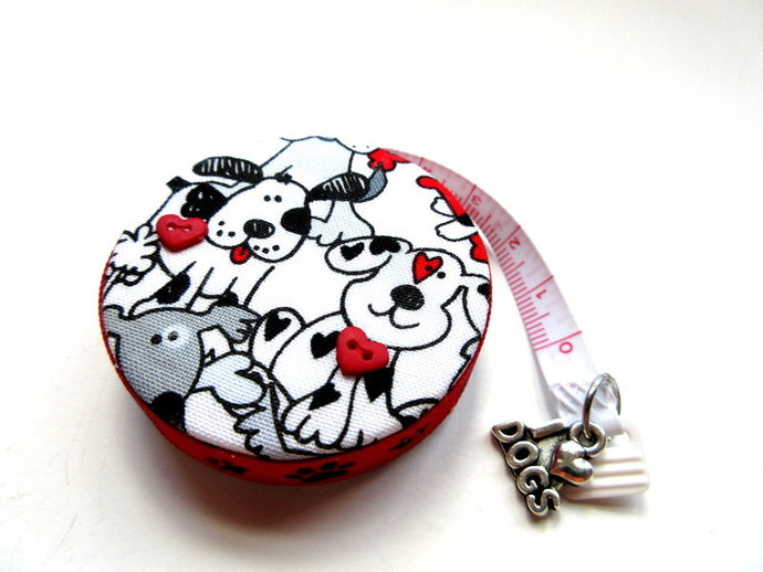 Measuring Tape Dogs Variety Small  Retractable Tape Measure