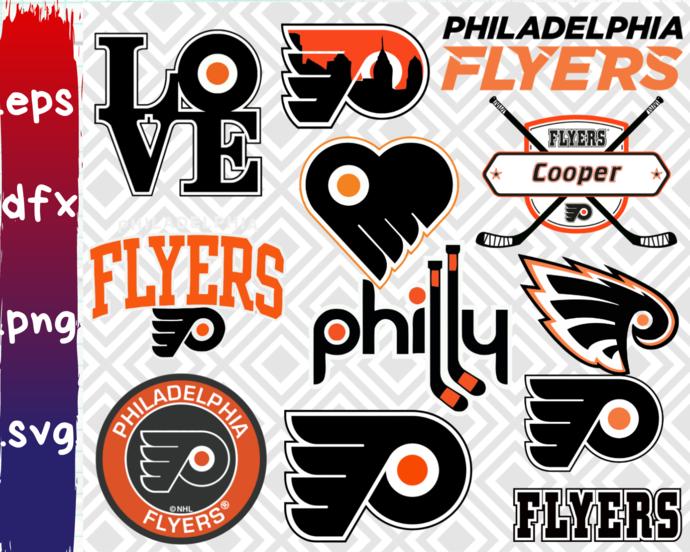Philadelphia Flyers, Philadelphia Flyers svg, Philadelphia Flyers clipart,