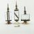 PERFUME Bottles, Vintage,Glass Perfume Bottle,Vintage Moroccan,