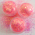 Hey Mickey - Bright Pink Color Shifting, Loose Cosmetic & Craft Chunky Glitter