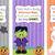 Glow Stick Tags, Halloween, Bride, Dracula, Frankenstein, Ghost, Werewolf,