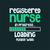 Registered Nurse in progress loading please wait,  Nurse funny birthday gift,