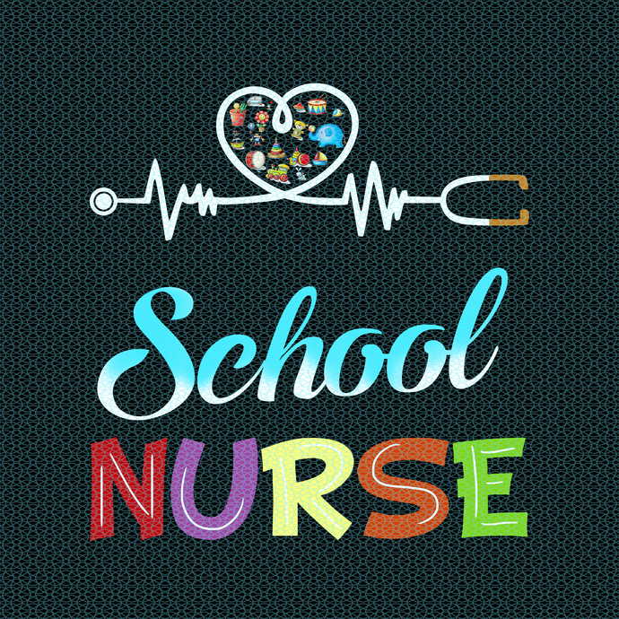 School Nurse, Nurse funny birthday gift, love nurselife, gift for Nurse design