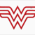 WONDER WOMAN Embroidery Applique Designs