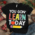 You gon' learn today svg, student svg, school gift, school svg, teacher gift,