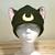 Sailor Moon LUNA Fleece Hat Cosplay Anime snowboar
