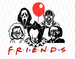 Halloween Friends Shirt Svg.Searching On Zibbet A Global Community Of Independent Artists