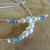 Pearl Lanyard and Badge Holder Necklace, ID Holder, Gift for Teacher