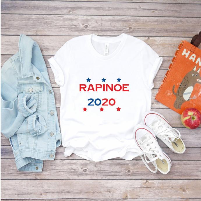 Rapinoe 2020 Svg, American Svg, Rapinoe 2020 Shirt, Girls Shirt, Cricut File,