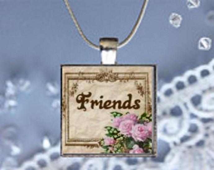 Pendant Necklace Wedding, Friends