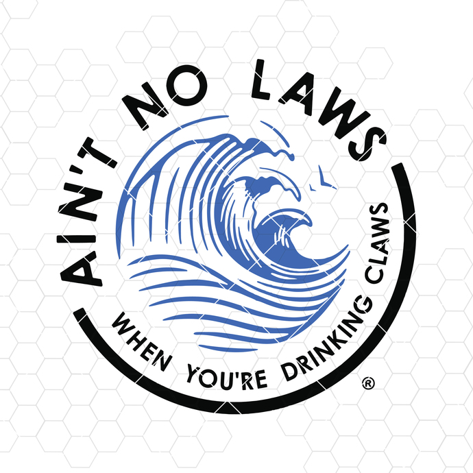 White Claw Can Svg