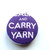 Retractable Small Tape Measure Keep Calm Carry Yarn Measuring Tape