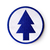 Gravity Falls Inspired Patch Dipper Blue Pine Tree Patch Embroidered Sew on