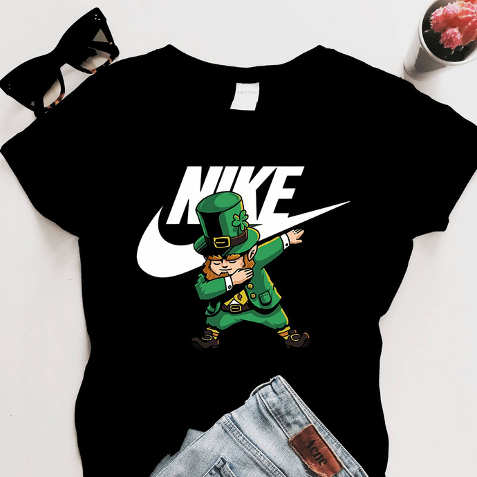 Nike Inspired Just Hit It T-Shirt