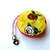 Tape Measure Roses Hearts Love Retractable Measuring Tape