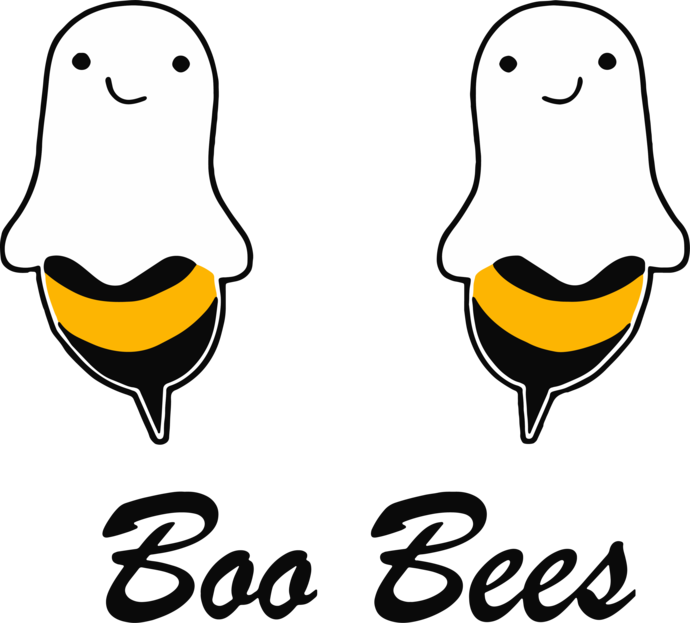 Boo bees svg, boo bees tshirt, boo bees shirt, boo bees png, boo bees cut file,