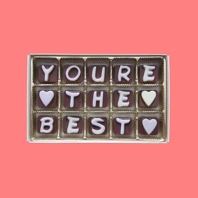 You Are The Best Gift Appreciation Gift Coworker Thank You Gift Idea Friend Gift