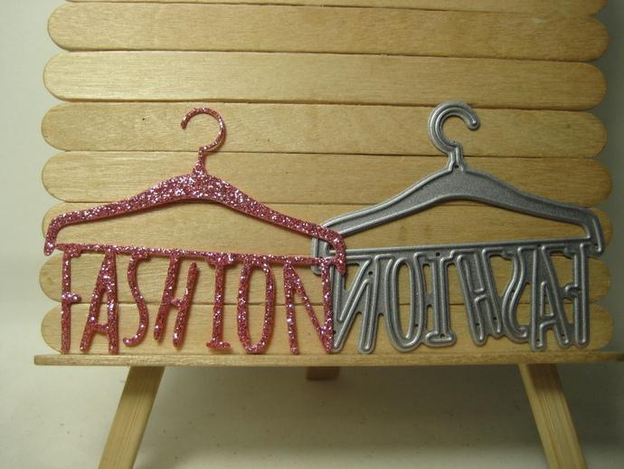 Fashion Clothes Hanger Cutting Die