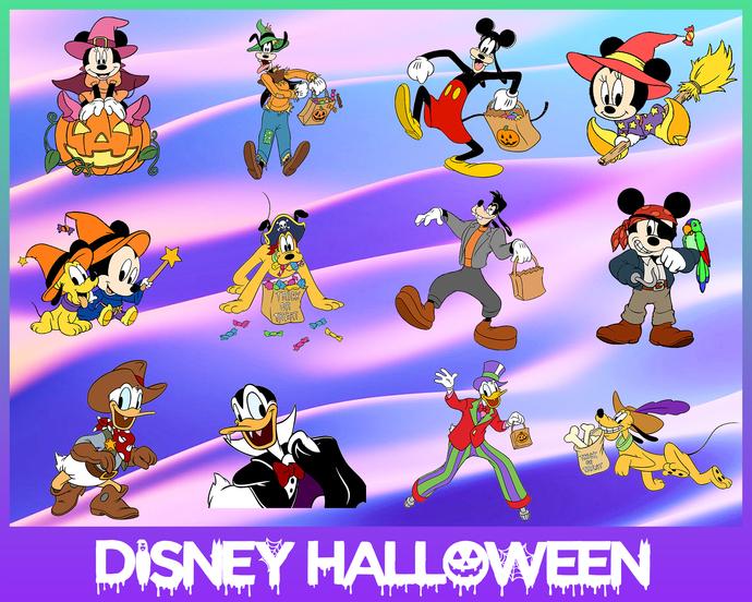 Disney Minnie Mouse Flower Head, Minnie Mouse Ears SVG, Disney svg for Cricut