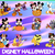 Halloween Monogram Bundle SVG, Disney Halloween SVG Cut table Design,svg,dxf,png