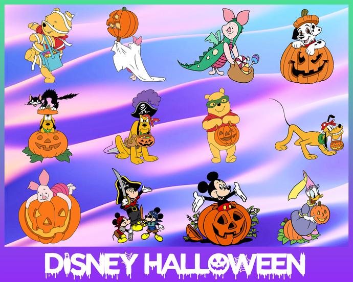 Disney halloween svg, mickey halloween svg, Mickey squad, mickey svg ,halloween
