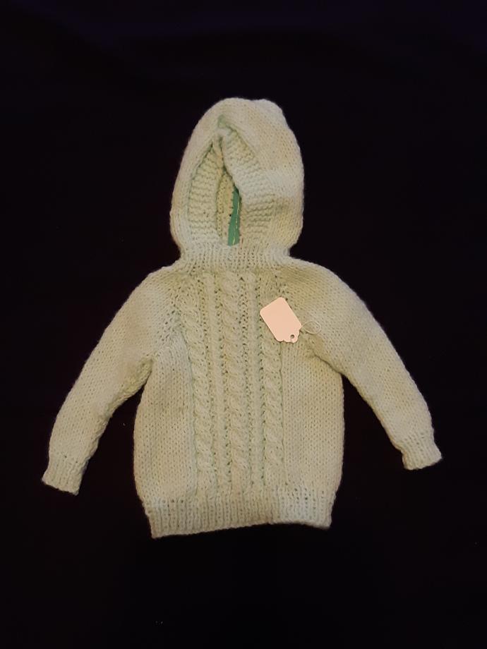 Child's Sweater- acrylic