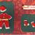 Santa Suit Greeting Card