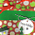 PolkaDots at the Holidays Greeting Card
