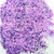 Crème De Violette - Violet Mylar Flake and Metallic Purple Loose Glitter Mix
