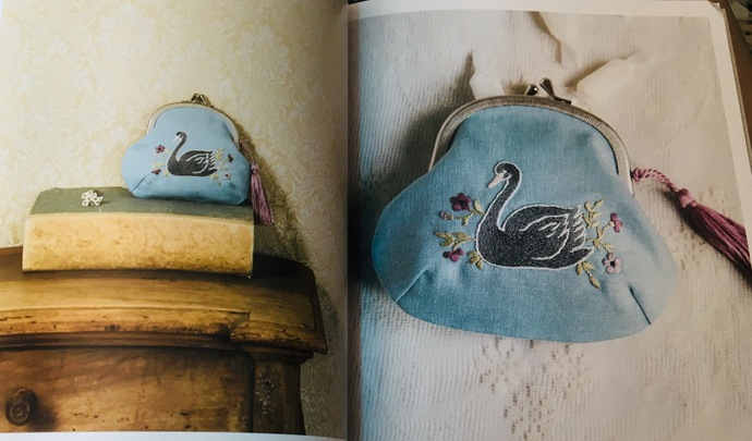 Pretty Embroideries for your clothes and items 2 - Japanese Craft Book (In