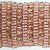 Beaded Bracelet –Just Peachy, 8inch, raw