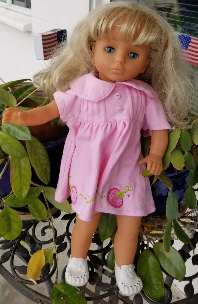 Lissi Puppe German Doll #126