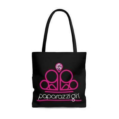 Paparazzi Girl Black tote bag- Jewelry Consultant