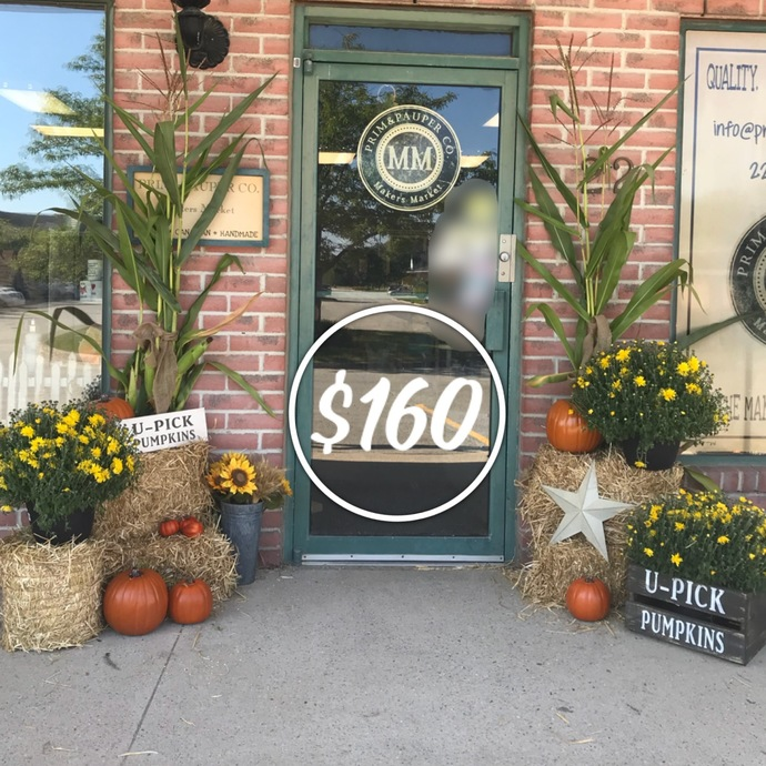 FALL PORCH PACKAGE- $160