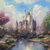 Cinderellas Castle Cross Stitch Pattern***LOOK*** ***(INSTANT DOWNLOAD)***